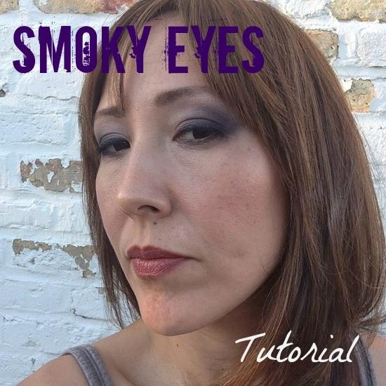 Smoky Eyes: A Tutorial