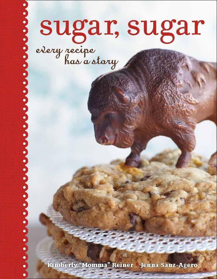 Sugar, Sugar Chaque recette a une histoire Cookbook CONCOURS