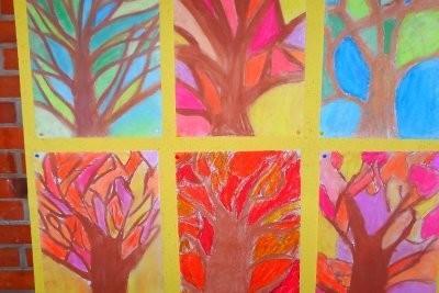 Art à l'école maternelle - des suggestions pour petits Picasso