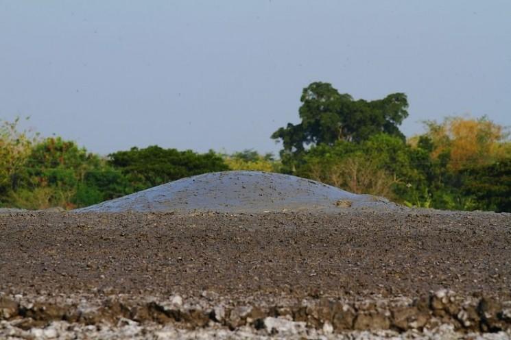 Bleduk Kuwu - volcans de boue à Java Central