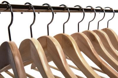 Système d'étagères dans le placard - si vous créez l'ordre