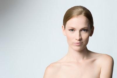 Enlèvement des taches de rousseur pas nécessaire - que sur le maquillage qu'ils
