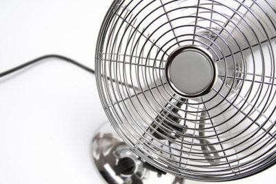 Jusqu'à ventilateur contre la chaleur - comment cela fonctionne: