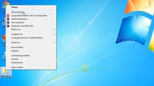 WPA touche écran - Manuel