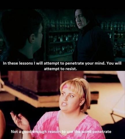 """Old Lady Movie Night: """"Harry Potter et l'Ordre du Phénix"""""""