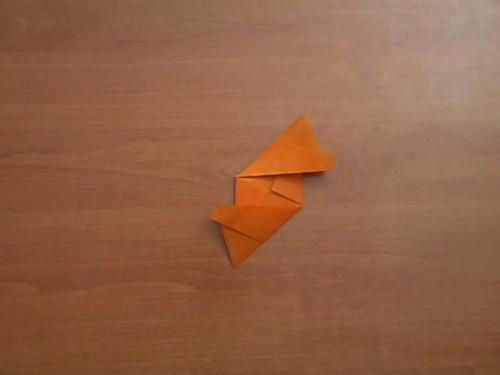 Advent pliage étoiles - Instructions pour Bascettastern