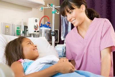 Assurez Krankenschein l'enfant correctement