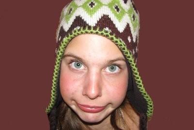 Inca chapeau - un Strickanleitung