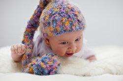 les enfants de crochet chapeau - tel succès une casquette rayée