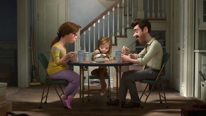 «Inside Out» Nouvelles Mise à jour: cinq raisons pour lesquelles le nouveau film de Pixar a réussi