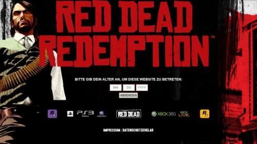 Red Dead Redemption: duel - le contrôle fonctionne si