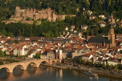 Brunch à Heidelberg - tel succès avec les enfants de