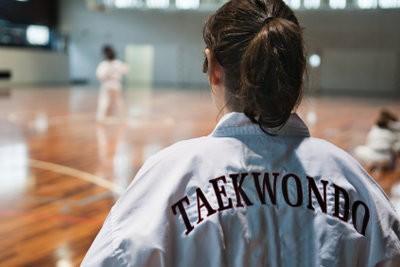 Taekwondo - bien préparer Gelbgurtprüfung