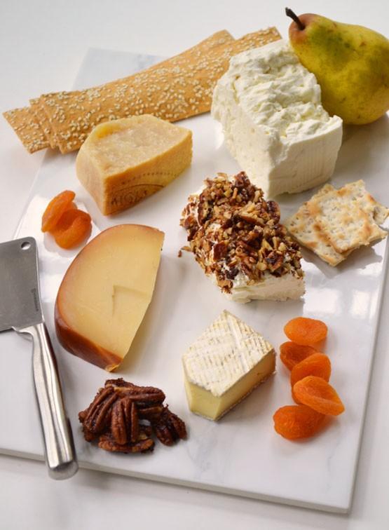 Comment faire de planches à fromage avec des carreaux de sol