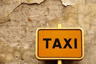 Taxi en Italie - il devrait faire en tant que passager
