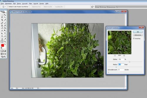 Embellissez photos - si vous modifiez des photos avec Photoshop par