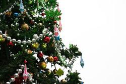 Quelle est la couleur de cette année pour l'arbre de Noël?
