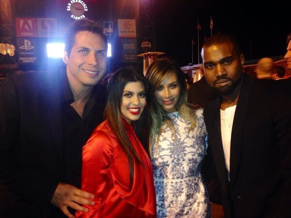 10 choses que vous ne saviez pas sur Kim Kardashian et l'engagement de Kanye West (Photos)