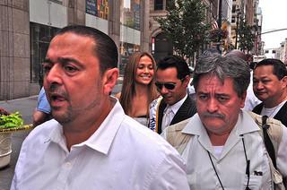 Jennifer Lopez et Marc Anthony Lawsuit: Poursuivi pour 25 millions de dollars sur Stealing Prétendument Idée pour Q'Viva
