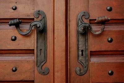 Remplacement de la serrure de la porte - de sorte que vous allez