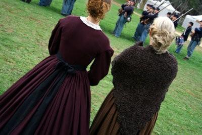 """Scarlett O'Hara - donc vous habiller comme dans """"Autant en emporte le vent"""""""