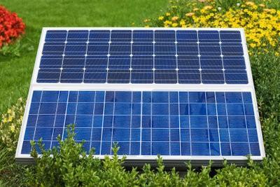 Installer des panneaux solaires pour le balcon - donc il va