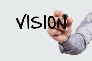 Suivre avec les objectifs du conseil Vision - Instructions