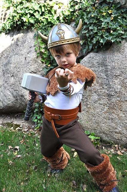 25 Costumes d'Halloween bricolage totalement impressionnant pour des garçons
