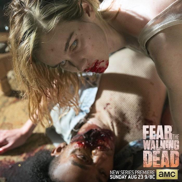 """«Peur The Walking Dead"""" Nouvelles: Série lance Patient Zero [Visualisez]"""