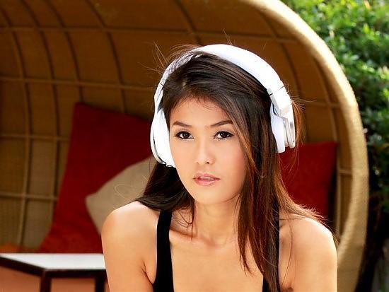Babe asiatique la plus sexy