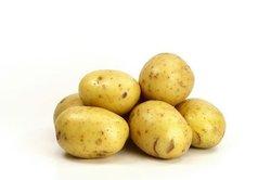Imprimer se textiles - est de savoir comment l'impression de pommes de terre