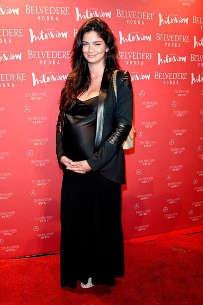 Celebrity mamans: enceinte et toujours sexy
