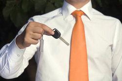 Les voitures de société à des fins privées - que vous devriez être au courant en tant qu'employeur
