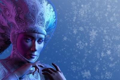 Assurez costume lui-même - Snow Queen