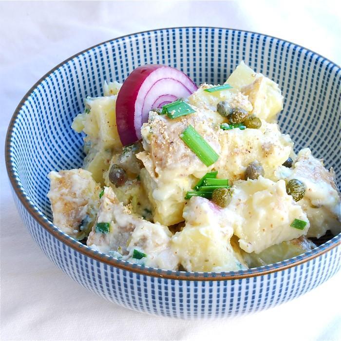 Le Meilleur Tangy Buttermilk Potato Salad