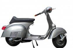 Vespa GTS 300 - la moto sur le banc d'essai