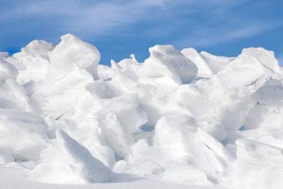 Costumes cool de faire vous-même - de sorte que vous transforment en un iceberg