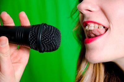 Chansons aufnehmen- afin de prendre vos propres voix sur