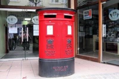Utiliser Packstation correctement - Royal Mail