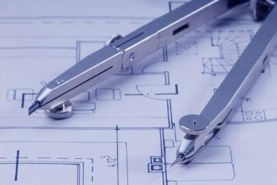 Construction avec le contrôle de l'ordinateur - afin de vérifier les prix de l'immobilier