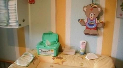 Attirer les couches - comme vous l'envelopper un bébé correctement