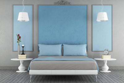 Quelle est la couleur de la chambre à coucher?
