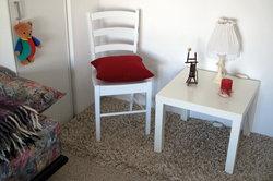 Appartement à Bayreuth: un espace d'appui dans le dortoir - comment cela fonctionne: