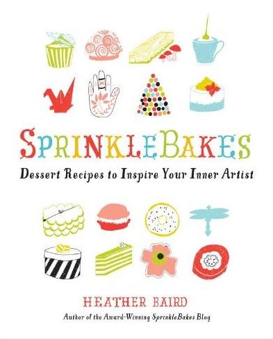 Saupoudrer Bakes Cookbook Giveaway