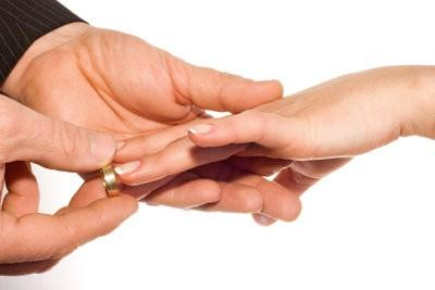 Pour rendre le mariage civil avec un cadeau mémorable