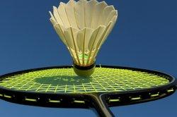 Badminton raquette cordage - Instructions