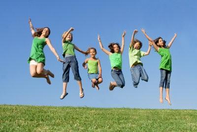 Organiser beaux jeux pour la fête des enfants - de sorte que le festival sera un succès