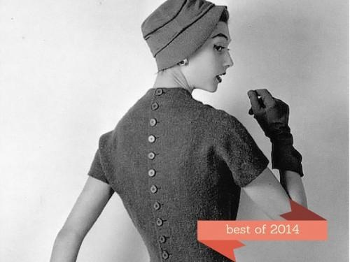 Qu'est-ce que ma robe vintage préférée m'a beaucoup appris sur le féminisme