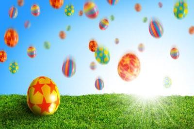 Envoyer des salutations de Pâques animées