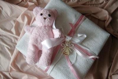 Instructions pour tricoter une robe de baptême